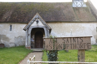 All Saints front
