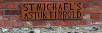St Michael's sign