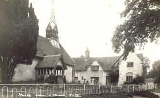 All Saints Church - Aston Upthrope