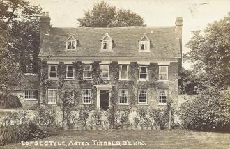 Copsestyle House - Aston Upthorpe
