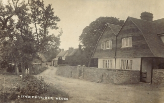 Daville House - Aston Upthorpe