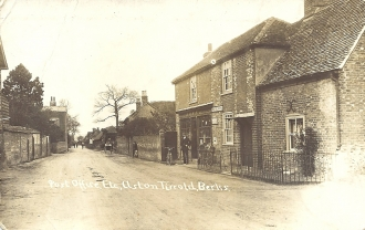 Moreton Road - Maynards Shop