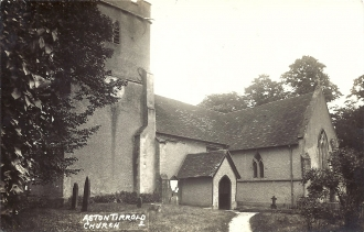 St Michael's Church - Aston Tirrold