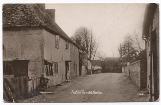 Thorpe Street  & The Boot Inn
