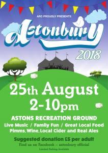 Astonbury 2018