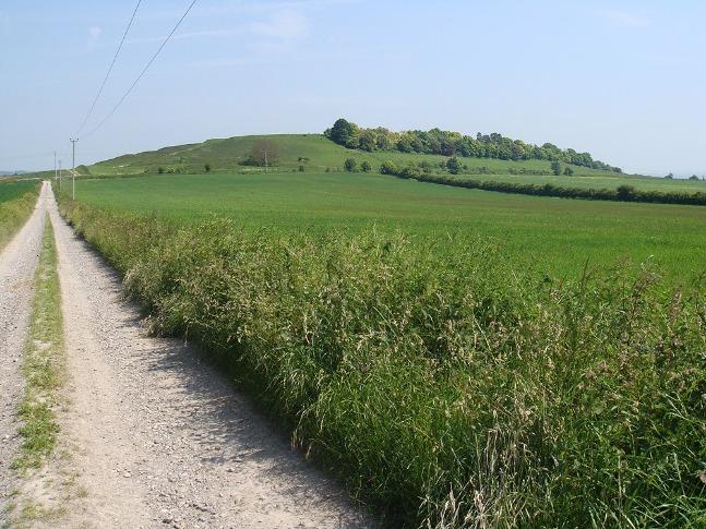 Blewburton Hill